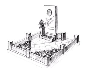 Эскиз памятника